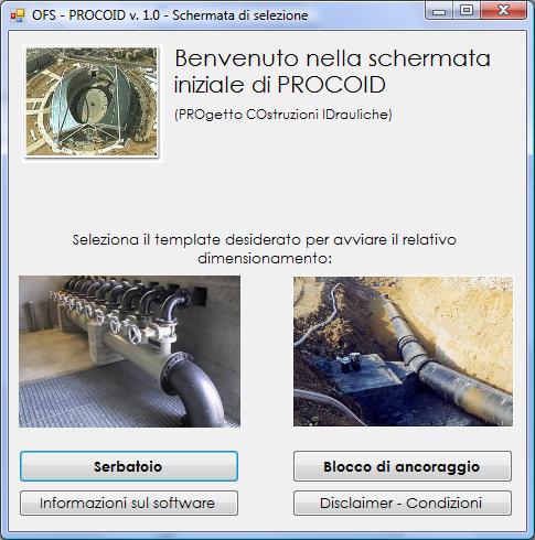 procoid-schermata-di-selezione